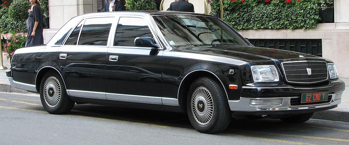 Toyota Century I (G40) 1967 - 1997 Sedan #6