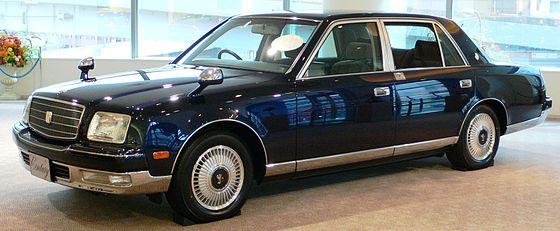 Toyota Century I (G40) 1967 - 1997 Sedan #3
