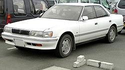 Toyota Chaser V (X90) Restyling 1994 - 1996 Sedan #3