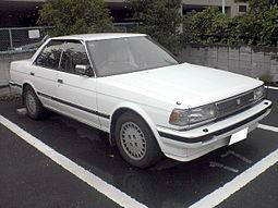 Toyota Chaser IV (X80) 1988 - 1992 Sedan #3