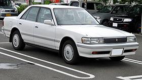 Toyota Chaser IV (X80) 1988 - 1992 Sedan #6
