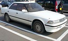 Toyota Chaser IV (X80) 1988 - 1992 Sedan #2