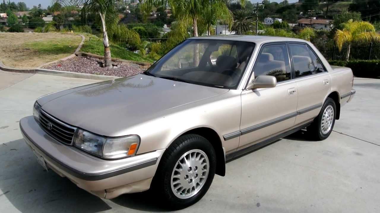 Toyota Chaser IV (X80) 1988 - 1992 Sedan #5