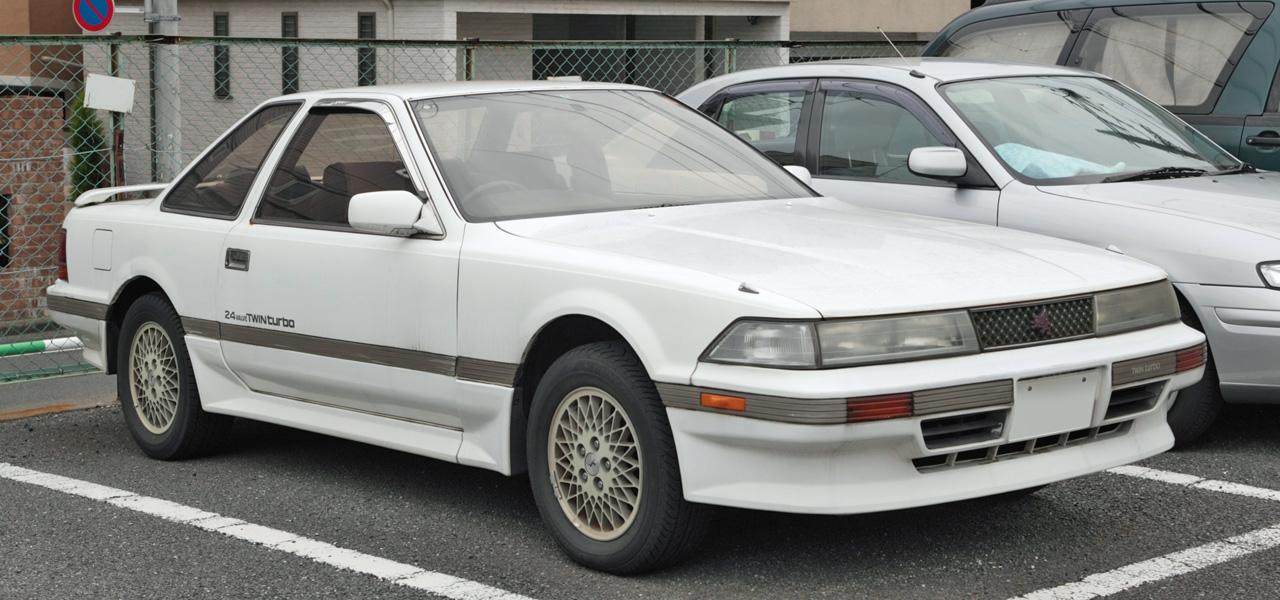 Toyota Chaser V (X90) Restyling 1994 - 1996 Sedan #1