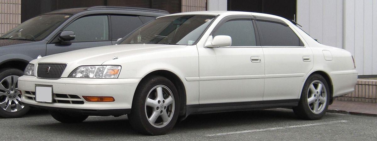 Toyota Chaser V (X90) Restyling 1994 - 1996 Sedan #6