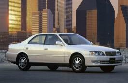 Toyota Chaser VI (X100) 1996 - 1998 Sedan #1