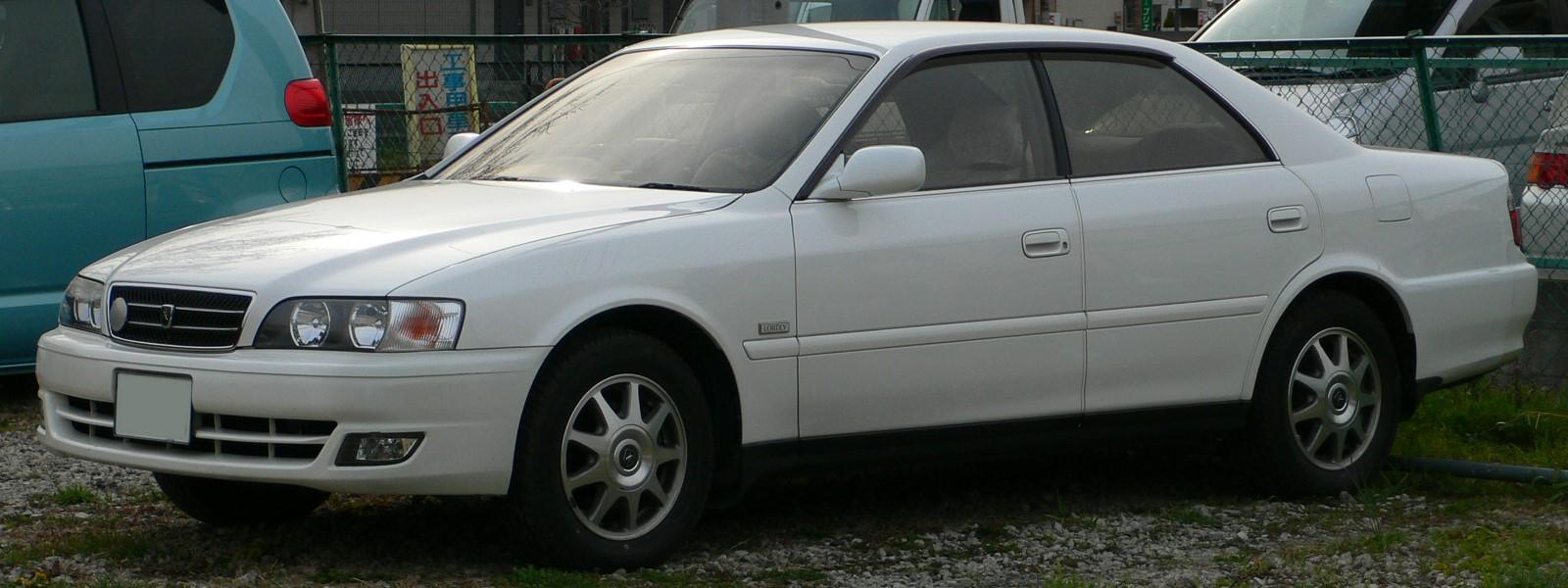 Toyota Chaser VI (X100) Restyling 1998 - 2001 Sedan #7