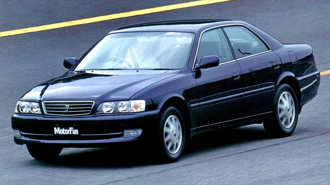 Toyota Chaser VI (X100) 1996 - 1998 Sedan #5