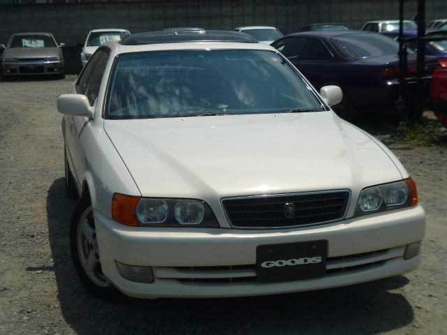 Toyota Chaser V (X90) Restyling 1994 - 1996 Sedan #2