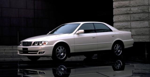 Toyota Chaser VI (X100) Restyling 1998 - 2001 Sedan #1