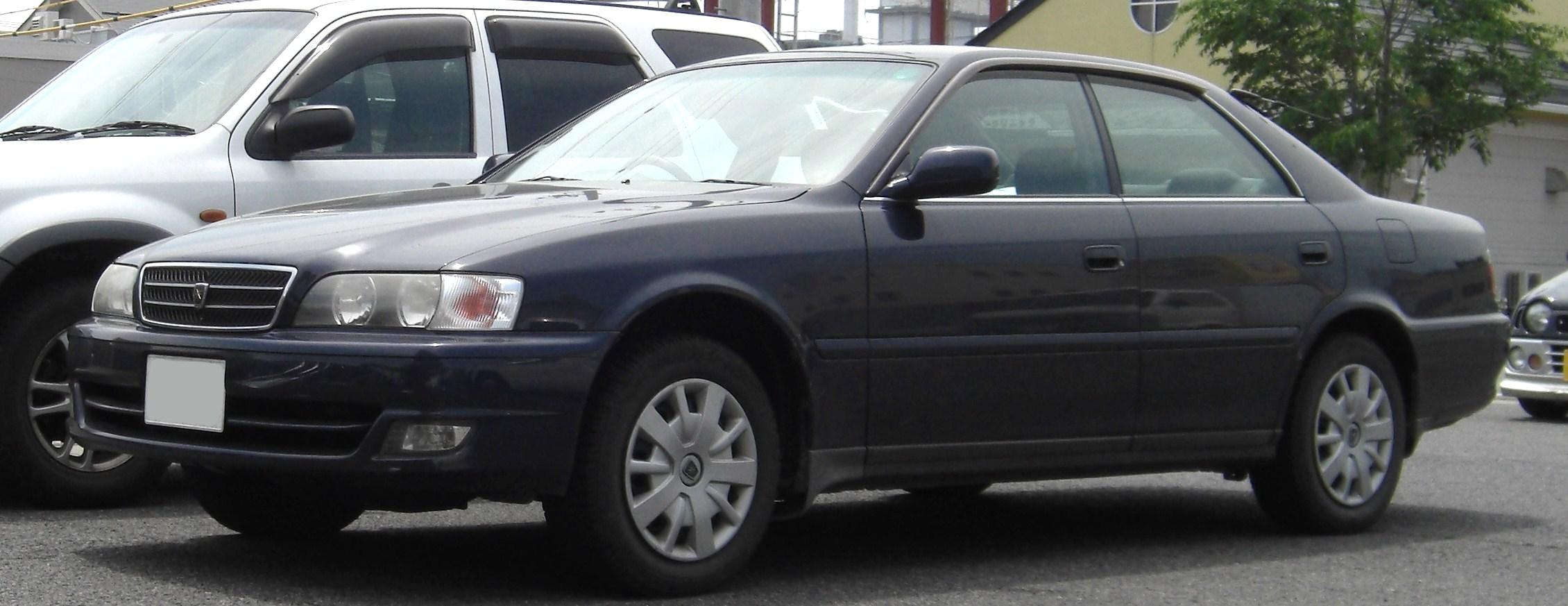Toyota Chaser VI (X100) Restyling 1998 - 2001 Sedan #6