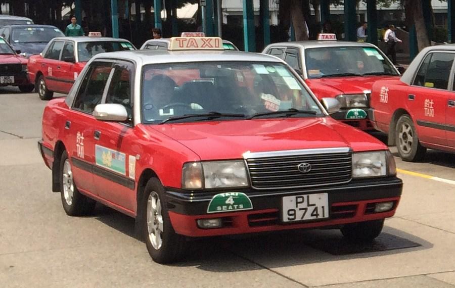 Toyota Comfort I 1995 - now Sedan #2
