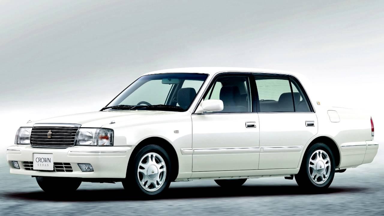 Toyota Comfort I 1995 - now Sedan #4