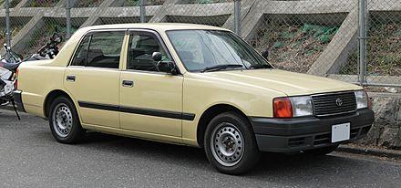Toyota Comfort I 1995 - now Sedan #8