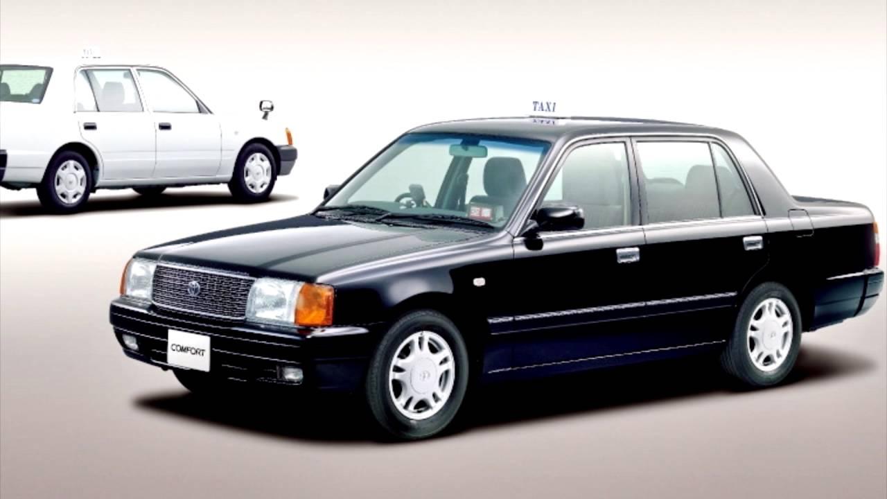 Toyota Comfort I 1995 - now Sedan #6