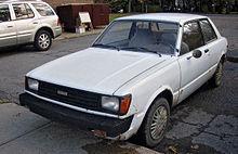 Toyota Corolla II I (L10) 1978 - 1982 Hatchback 3 door #8