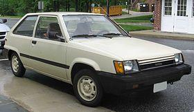 Toyota Corolla II III (L30) 1986 - 1990 Hatchback 5 door #3
