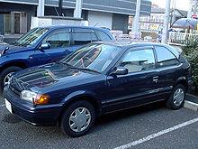 Toyota Corolla II III (L30) 1986 - 1990 Hatchback 5 door #2