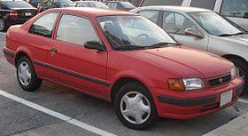 Toyota Corolla II V (L50) 1994 - 1999 Hatchback 3 door #3