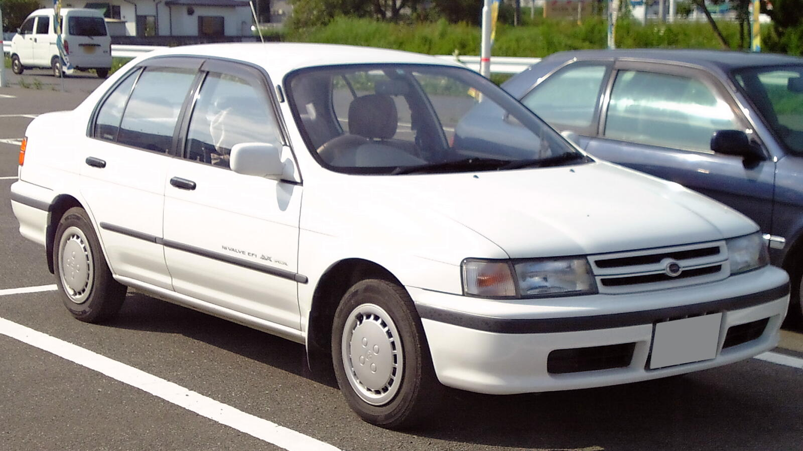 Toyota Corolla II IV (L40) 1990 - 1994 Sedan #4