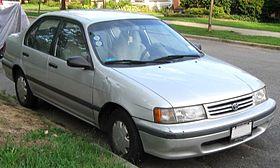 Toyota Corolla II III (L30) 1986 - 1990 Hatchback 5 door #1