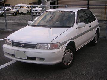 Toyota Corolla II V (L50) 1994 - 1999 Hatchback 3 door #1
