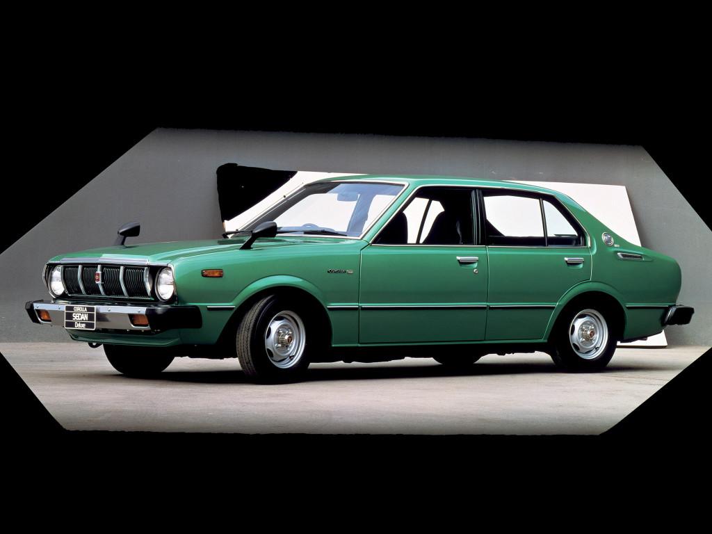 Toyota Corolla III (E30, E40, E50, E60) 1974 - 1979 Coupe #5