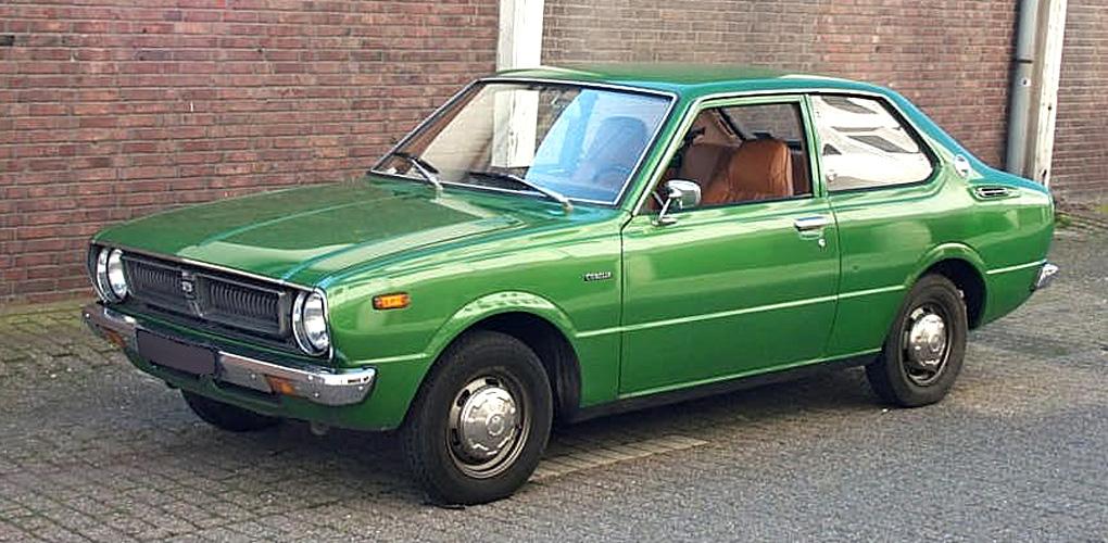 Toyota Corolla III (E30, E40, E50, E60) 1974 - 1979 Coupe #7