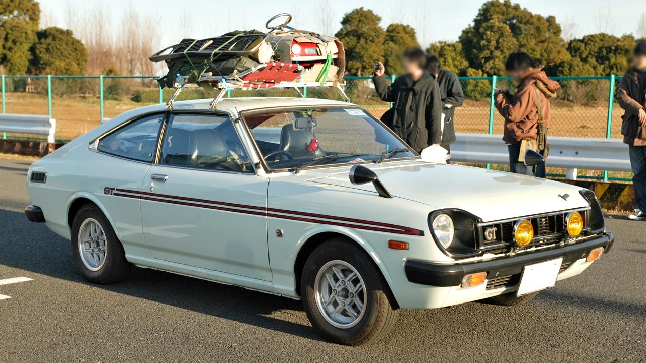 Toyota Corolla III (E30, E40, E50, E60) 1974 - 1979 Coupe #1