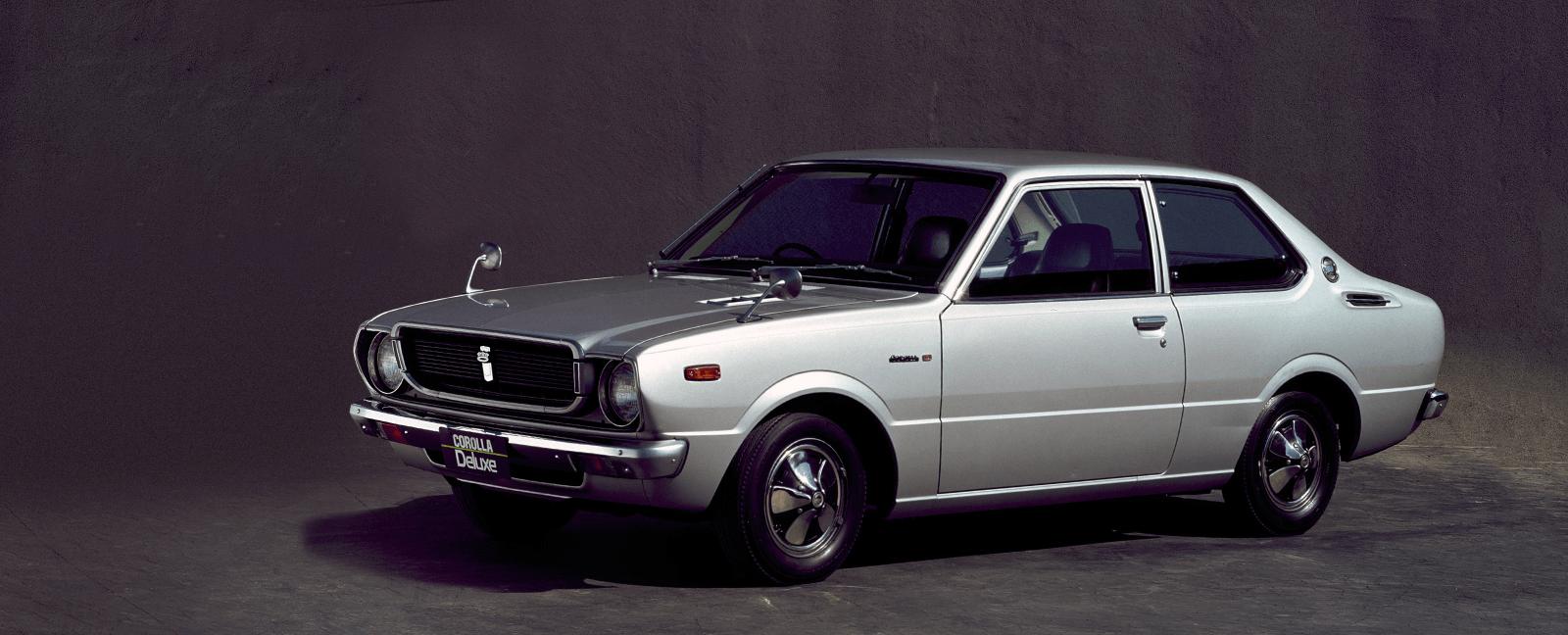 Toyota Corolla III (E30, E40, E50, E60) 1974 - 1979 Coupe #3