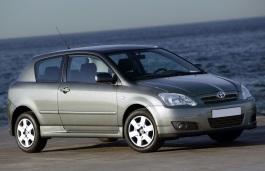 Toyota Corolla IX (E120, E130) Restyling 2004 - 2007 Hatchback 3 door #1