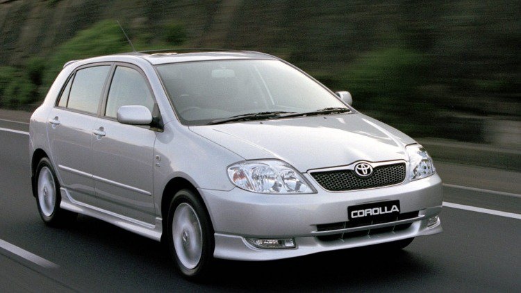 Toyota Corolla IX (E120, E130) Restyling 2004 - 2007 Hatchback 3 door #6