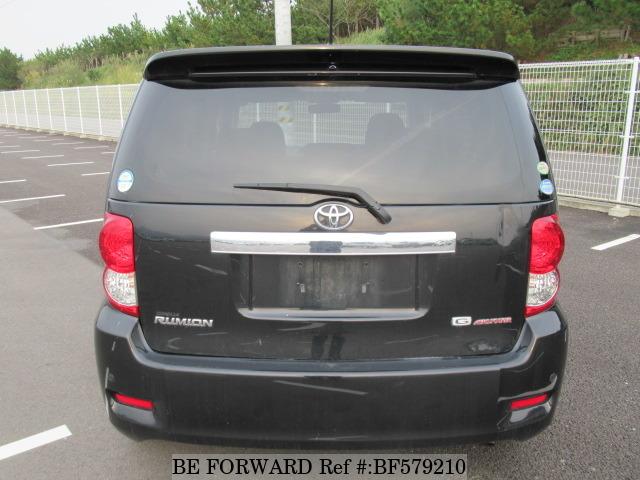 Toyota Corolla Rumion 2007 - now Station wagon 5 door #2