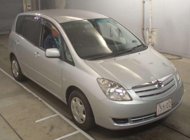 Toyota Corolla Spacio I 1997 - 2001 Compact MPV #1