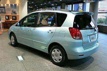 Toyota Corolla Spacio II 2001 - 2007 Compact MPV #2