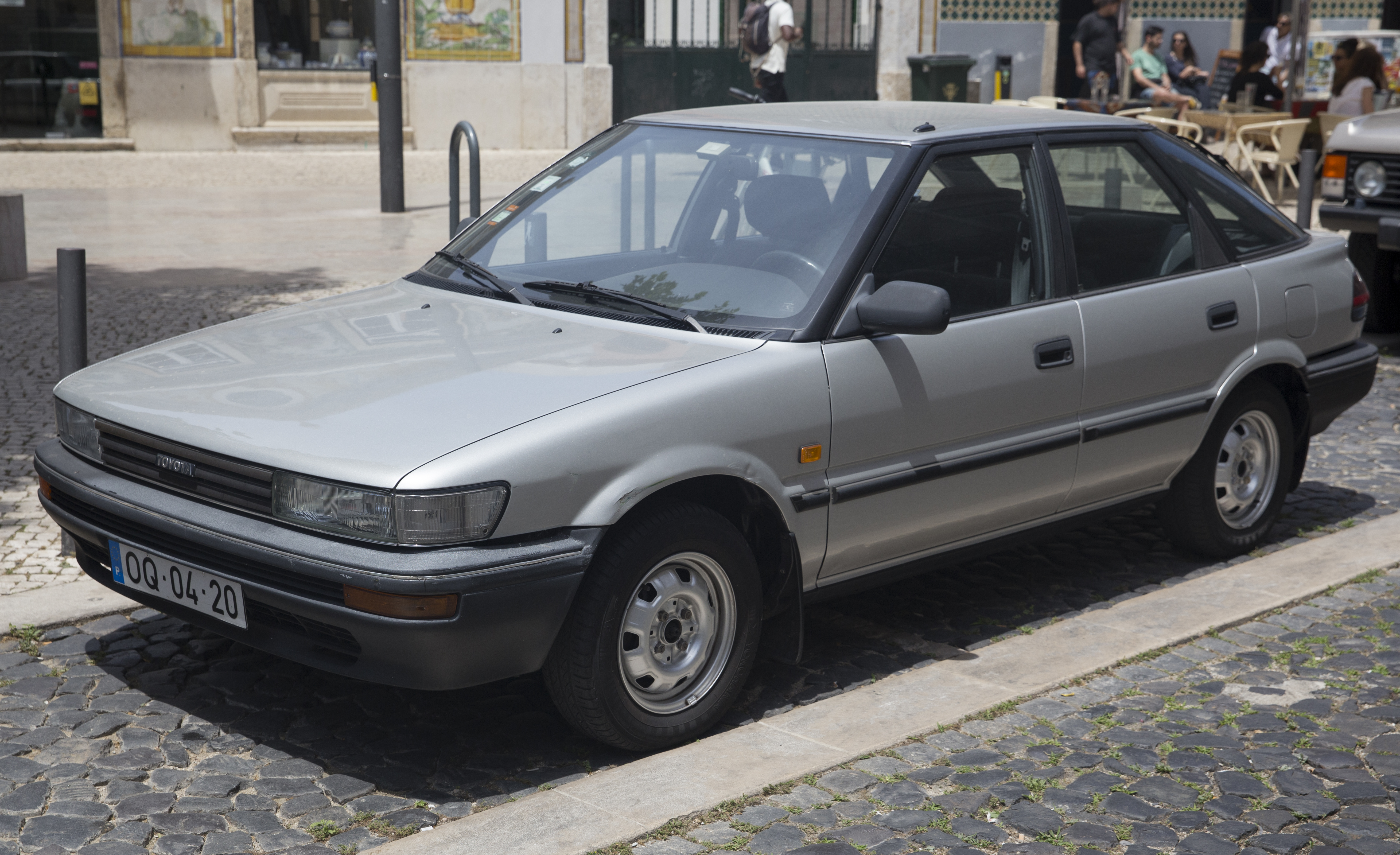Toyota Sprinter Carib I 1982 - 1988 Station wagon 5 door #3