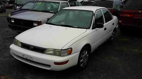 Toyota Corolla II IV (L40) 1990 - 1994 Sedan #2