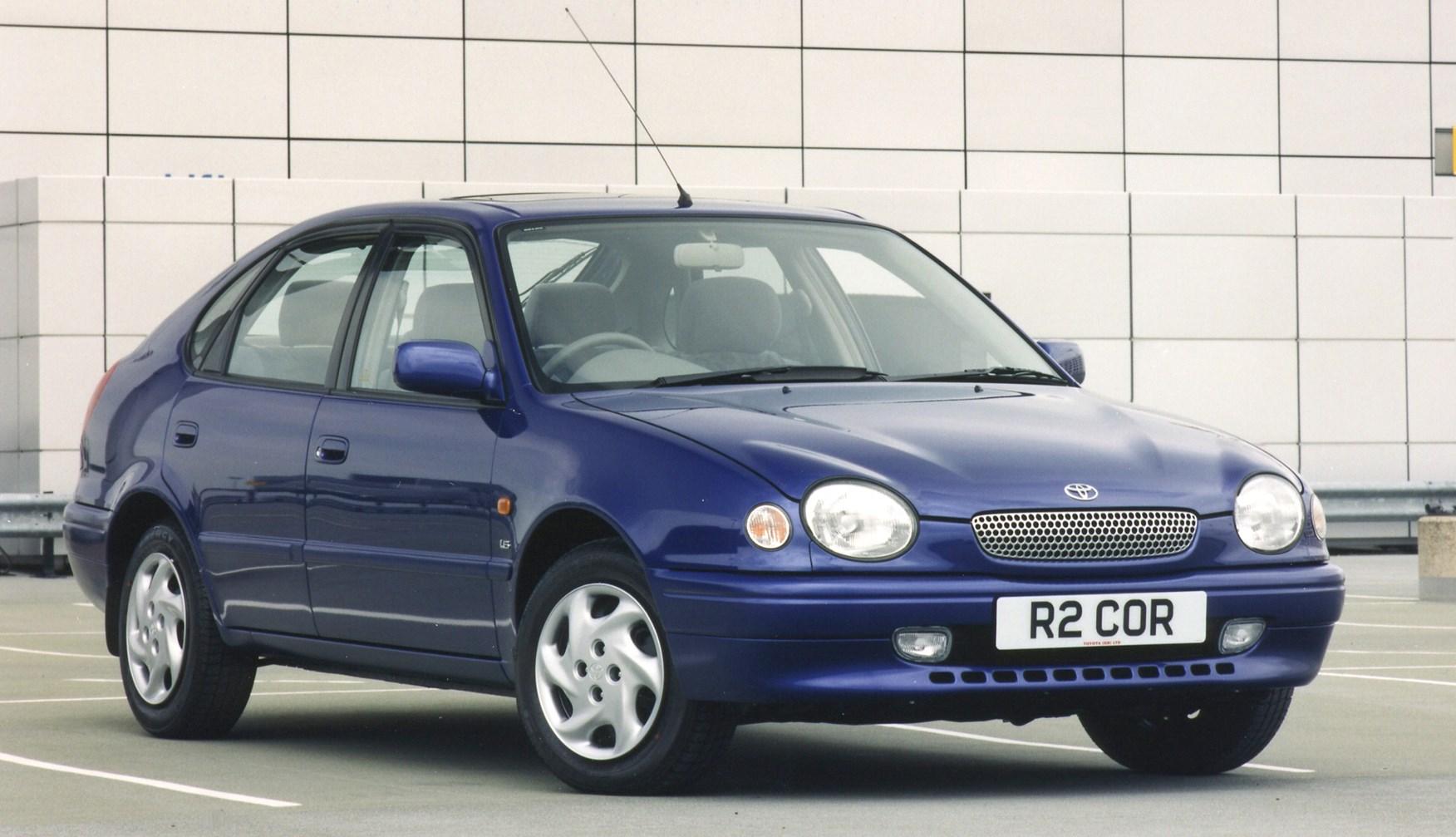 Toyota Corolla VIII (E110) 1997 - 2000 Coupe #1