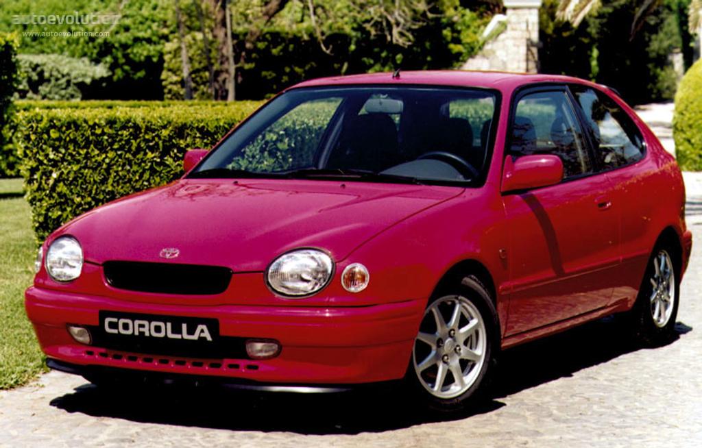 Toyota Corolla VIII (E110) 1997 - 2000 Coupe #7