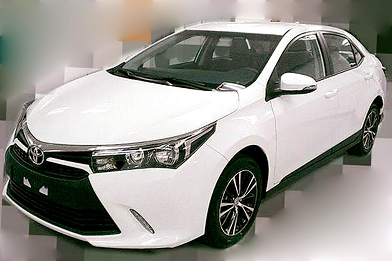 Toyota Corolla XI (E160, E170) Restyling 2015 - now Sedan #5