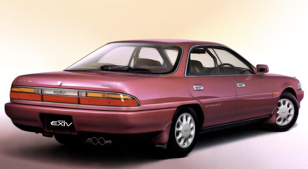Toyota Corona EXiV I (ST180) 1989 - 1993 Sedan-Hardtop #2