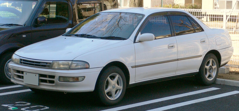 Toyota Corona IX (T190) 1992 - 1998 Liftback #4