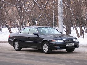 Toyota Mark II IX (X110) 2000 - 2007 Station wagon 5 door #4