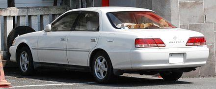 Toyota Cresta V (X100) Restyling 1998 - 2001 Sedan #4