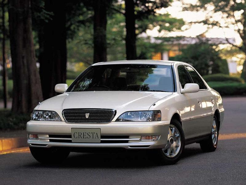 Toyota Cresta V (X100) Restyling 1998 - 2001 Sedan #5