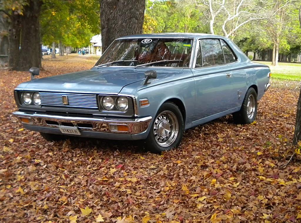 Toyota Crown III (S50) 1967 - 1971 Sedan #3