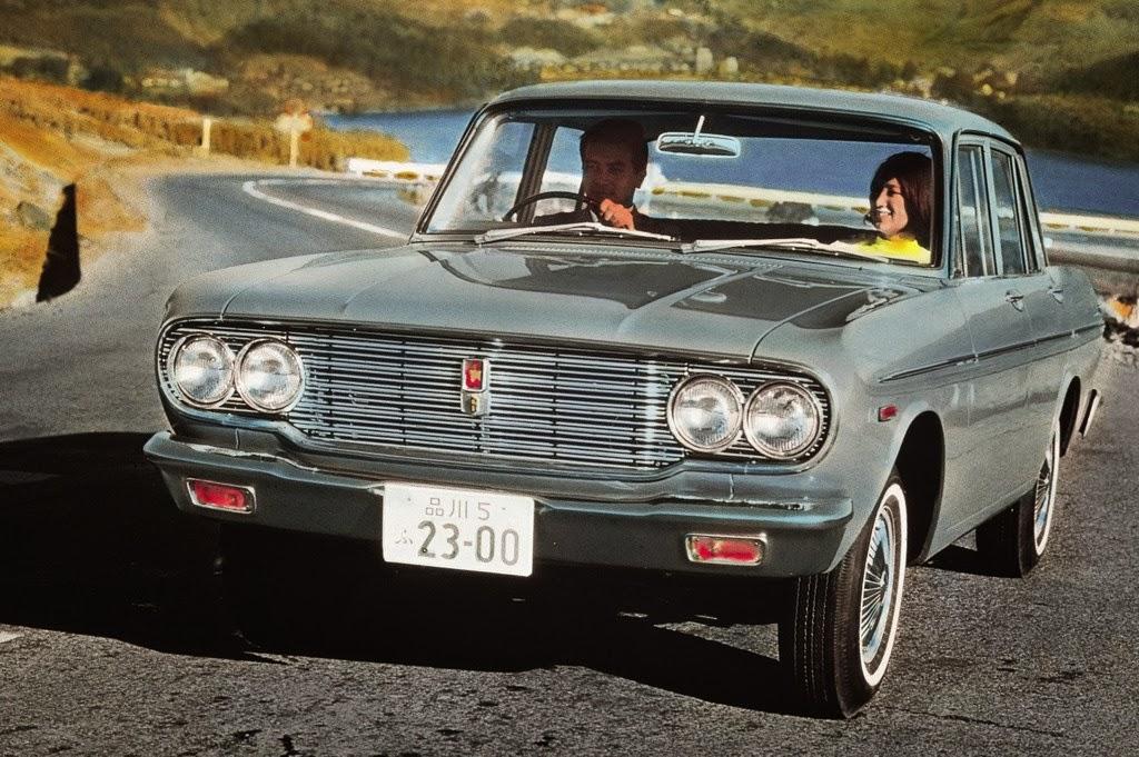 Toyota Crown III (S50) 1967 - 1971 Sedan #1
