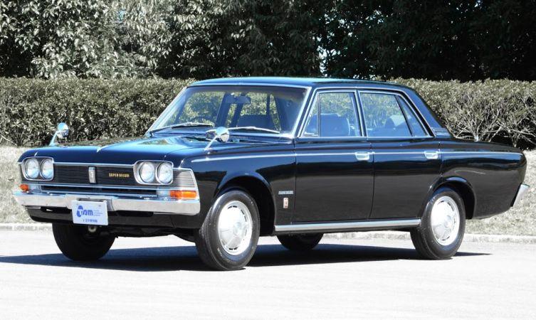 Toyota Crown III (S50) 1967 - 1971 Sedan #2