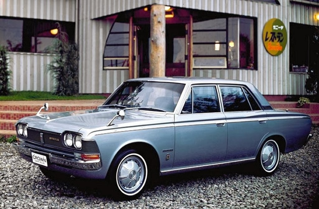Toyota Crown III (S50) 1967 - 1971 Sedan #7