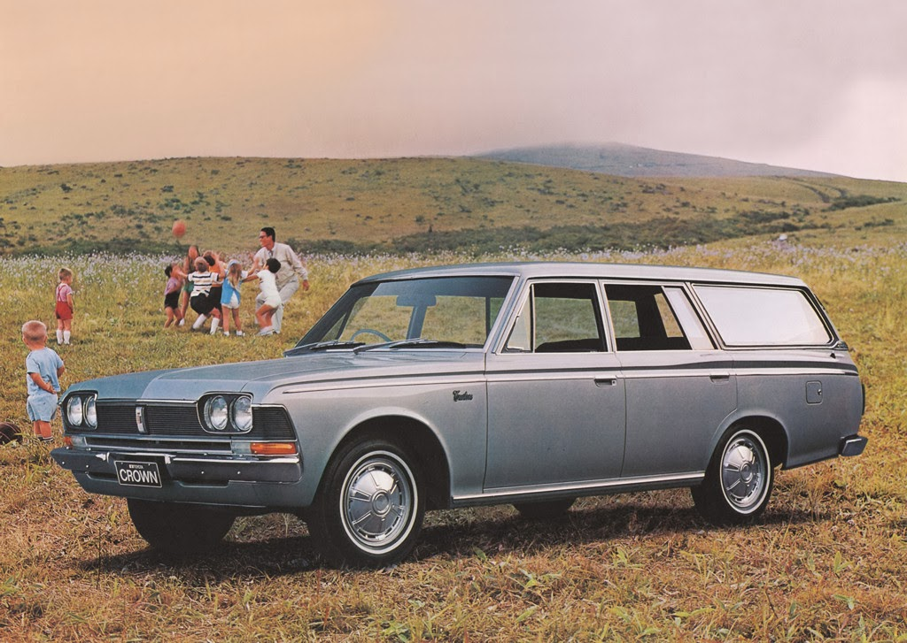 Toyota Crown III (S50) 1967 - 1971 Sedan #6